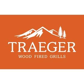 Traeger pellet grill assembly